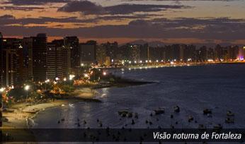 Cidade Iluminada - Por Bérgson Frota / Fortaleza