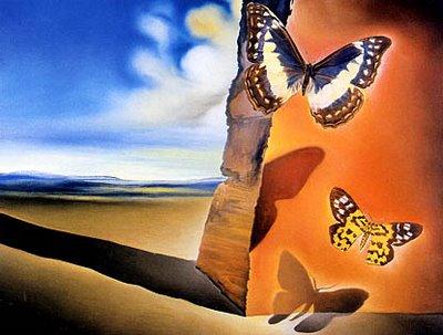 Arroz e borboletas - Por Mário Serdan / Rio de Janeiro