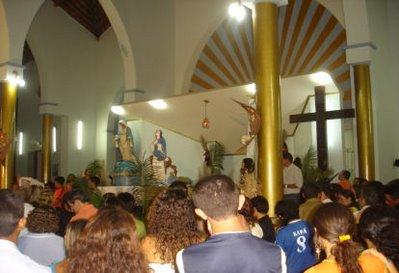 A Festa da Padroeira - Por Bérgson Frota / Fortaleza