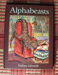 alphabeasts children's book