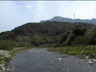 Rio Genal y Sierra Crestellina