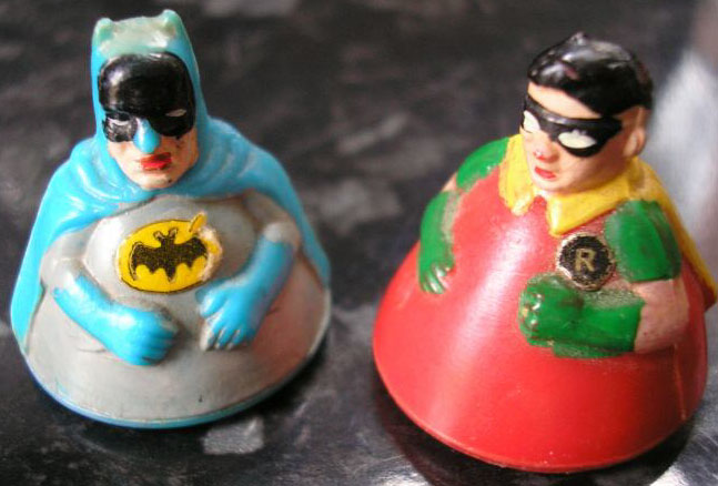 Vintage Toys From The 60s : Bat batman toys and collectibles rare vintage
