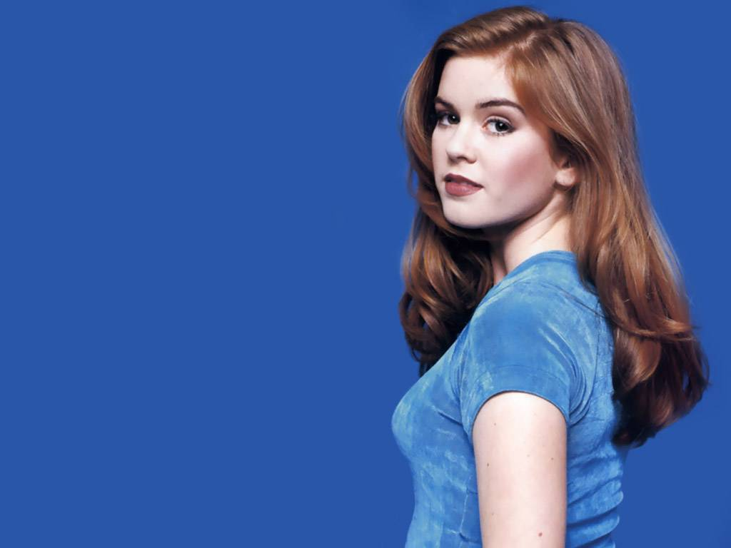 Learning Curve: Babe of the day: Isla Fisher