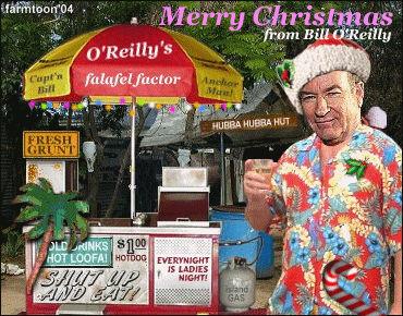 o'really christmas