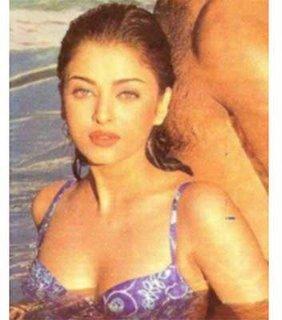 ollywood actress Aishwary Rai Swimwear