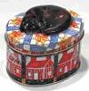 Katzen-Blechdose