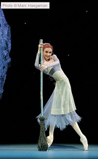 Svetlana Zakharova, Photo by Marc Haegeman