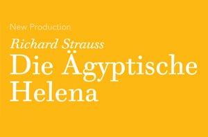 Die Agyptische Helena - Metropolitan Opera