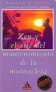 Zen y el arte del mantenimiento de la motocicleta