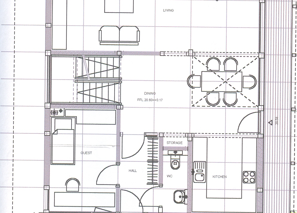 The Top Floor Is The Area Of The House That We Have Left Largely As The  Original ...