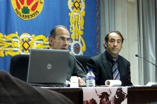 Antonio Purroy y Luis Francisco Esplá
