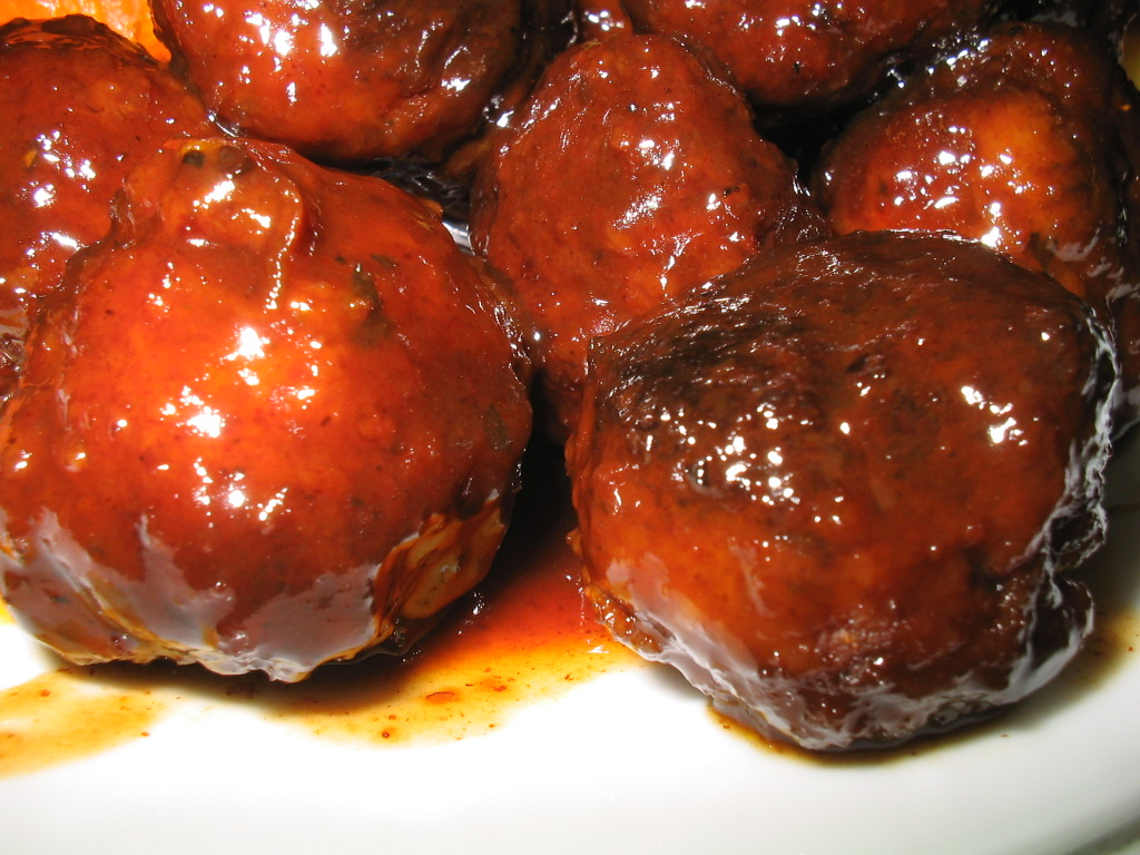 Recipes: Easy Appetizer Meatballs