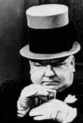 W.C. Fields, the card-sharp