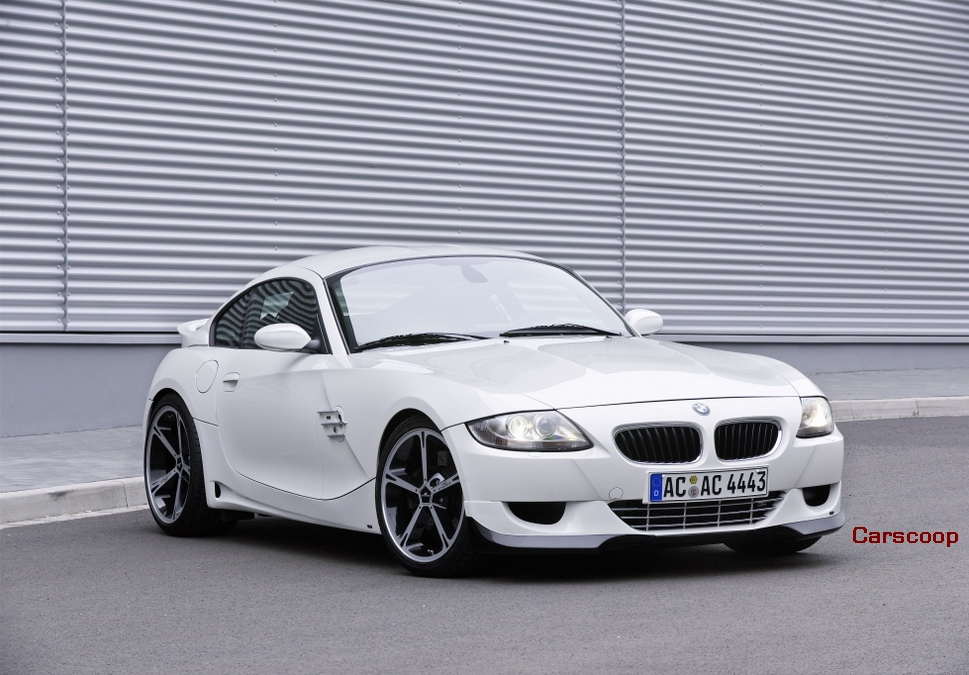 ac schnitzer acs4 bmw z4 roadster coupe. Black Bedroom Furniture Sets. Home Design Ideas