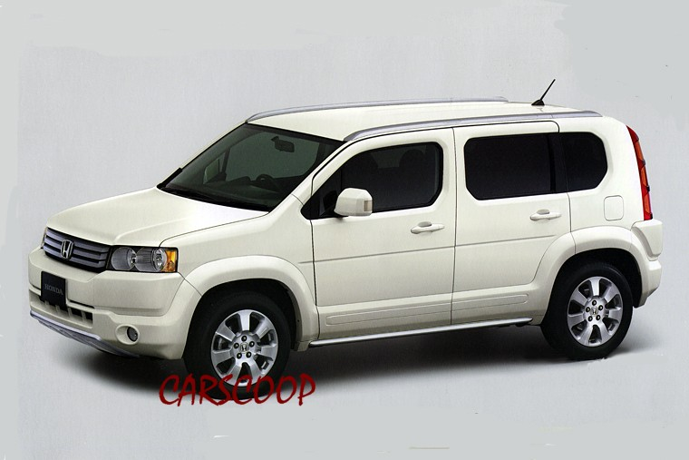 Honda Crossover - 7seater SUV/MPV