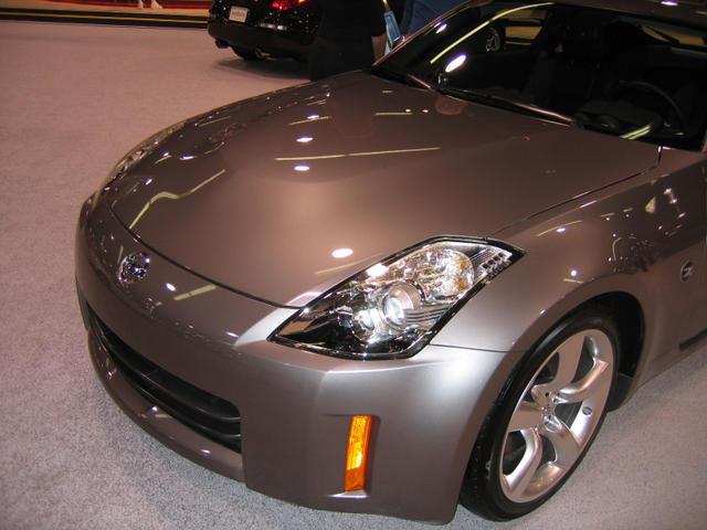2008 Nissan 350Z – New 313Hp 3.5 V6 & minor styling ...