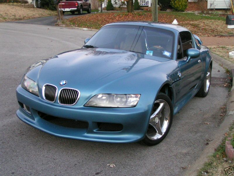 Mazda Mx 5 Miata Cross Dresses As A Bmw Z3
