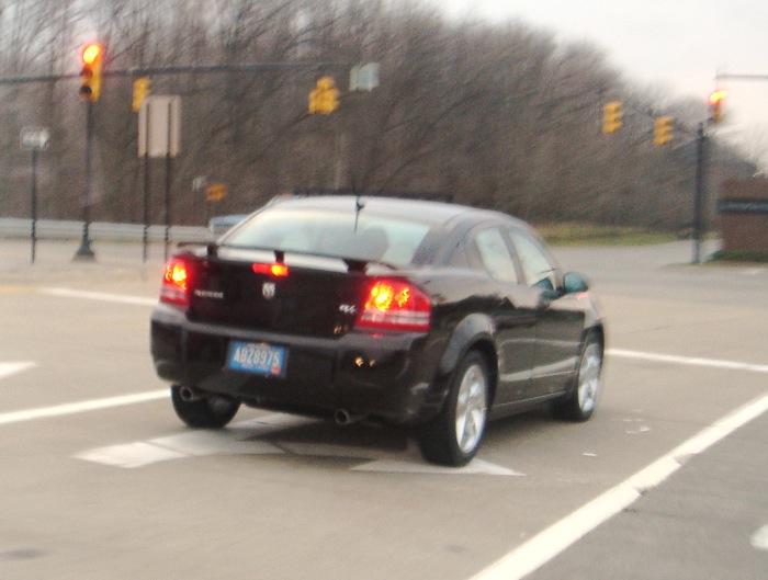 Phonix Cars Jurexs Blogs 2008 Dodge Avenger Rt Version Scooped