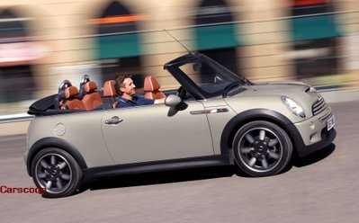 mn2 NAIAS debut for new Mini Cabriolet Sidewalk – and NO it's not the MINI II…