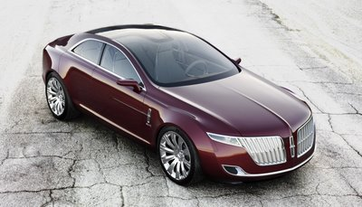 MKRConcept 03 Lincoln MKR Concept – Time's up for the official… unveiling