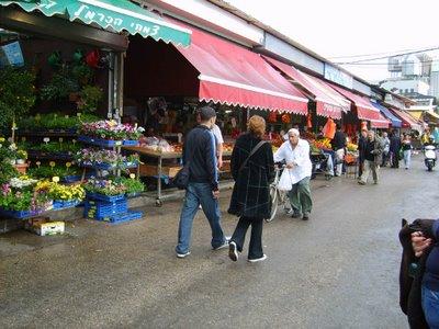 Tel Aviv - Shuk HaKarmel - Karmel's market