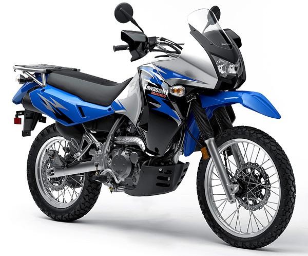 Kawasaki KLR 650   Blog