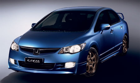 Honda Weststar  NEW CIVIC 2 0 MUGEN 2006
