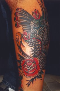 Beautiful Art Tattoo Design