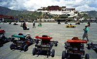 Potala go-kart track