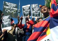 Tibetan protest