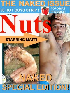 lads magazine nuts naked special