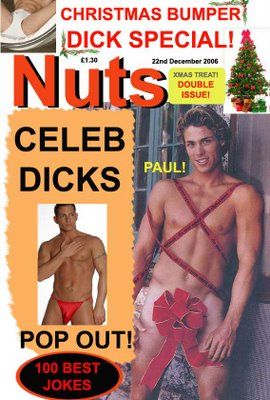 LADS MAG NUTS - DICK SPECIAL!