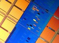 Un disco de pruebas con el nuevo chip de Intel