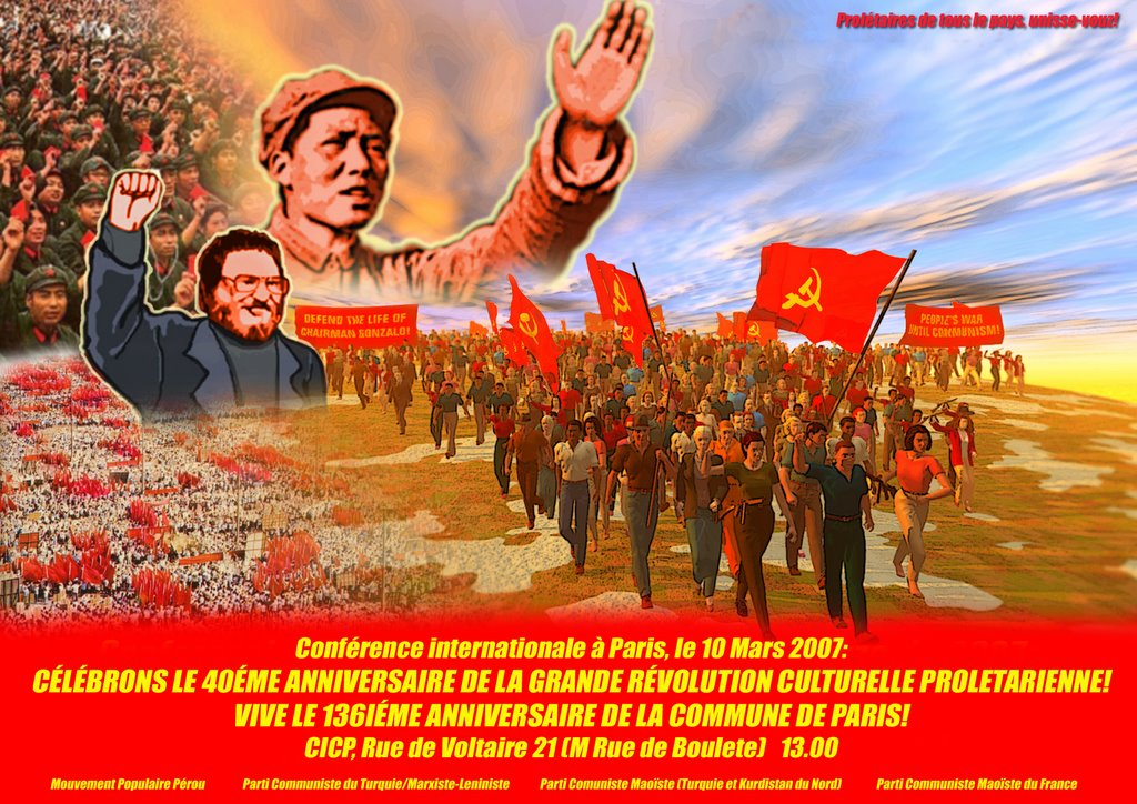 Trevor Loudon's New Zeal Blog � Modern Maoists on the March