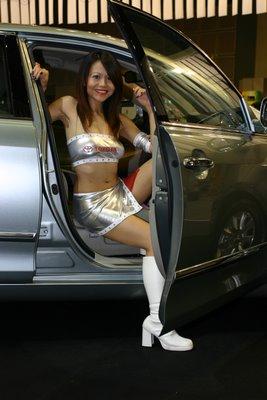 Singapore Motorshow 2006 Models – 3rd Series
