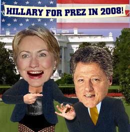 Hillary For President ?!