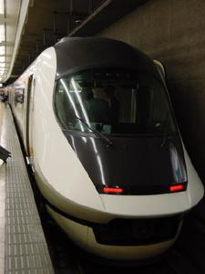 Kintetsu Urban Liner Next - Nagoya - Osaka Namba