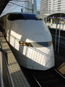 JR Shinkansen 300 Series