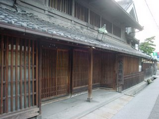 Edo-style merchant's house - House of Oka