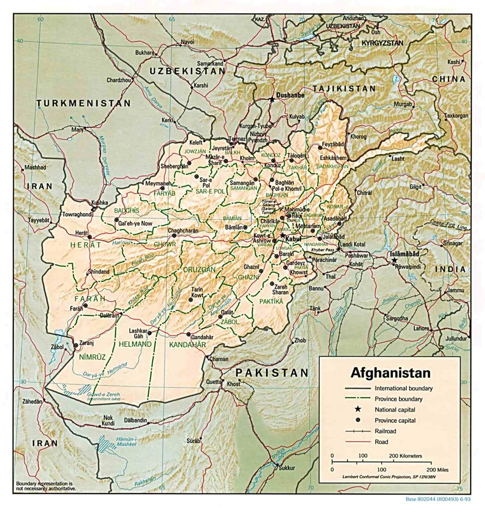 Afghanistan