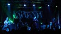 Tényleg dark metal koncert volt :)