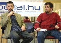 László Zoltán és Németh Attila