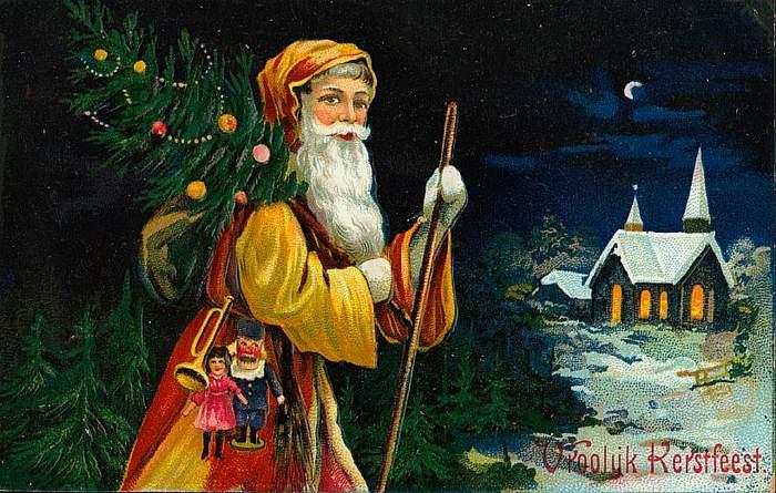 Weihnachtsgrube brief