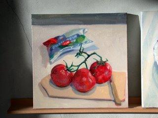 Tomaten by Liza Hirst