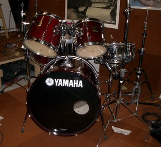 Bob brown cycles blog february 2007 for Yamaha stage custom steel snare drum 14x6 5