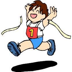 Resultado de imagen de carreras atletismo cartoon