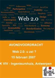 TI/KVIV activiteit over Web 2.0