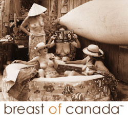 Breast of Canada