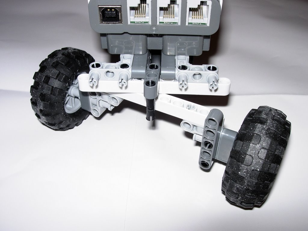 Nxt Robot Designs With Instructions