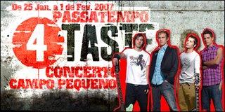 4Taste - Concerto 4 Fevereiro